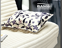 Catalog Design & Shooting / Bambi Furniture