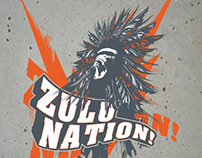 3MONKEYS – ZULU NATION #1