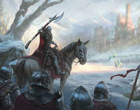 The Ride of the North King