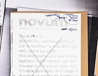 novum 08.16 »design processes«