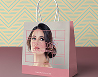 Smart shopping Bag