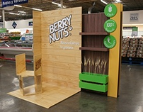BERRY NUTS DISPLAY