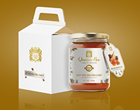 Label & Packaging design - Honey