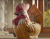 OLX TVC Celengan Ayam