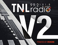 TNL Radio - Mobile App - Version 2
