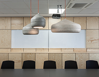Loginet office interior