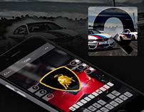 QCar - Image guessing app