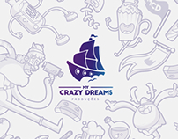 My Crazy Dreams Audiovisual • Branding