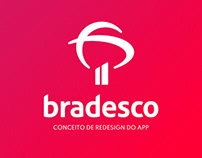 Bradesco - Redesign do aplicativo