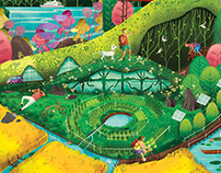 SILKROAD Magazine - Travel Green