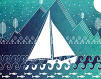 MOSS Newsletter Illustrations