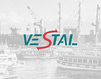 Vestal - Branding for a import export trade company