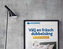 Hilding Beds Campaign
