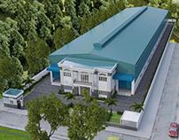 Đơn Giá thiết kế nhà xưởng công nghiệp mới nhất năm