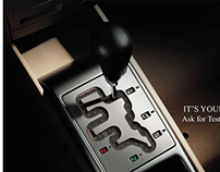 Test Drive - Mercedes Benz