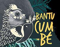 """""""BANTU CUMBÉ"""" / Identidad para festival de música"""