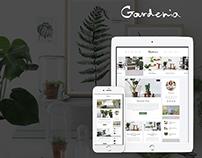 Gardenia - Personal Blog