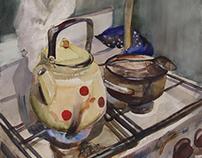 Old kitchen 2.
