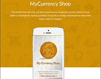My Currency Shop :- Case Study