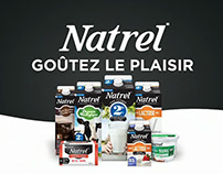 Natrel - CELTRA - Web Animation