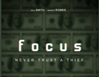 Focus | Alternative movie poster