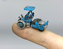 Tiny Road Roller