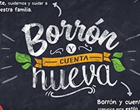BIMBO Borrón y cuenta nueva