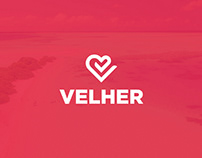 VELHER - LOGO DESIGN , IDENTITY PROGRAM