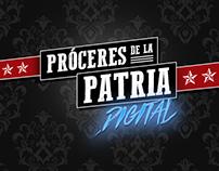 Próceres De La Patria Digital