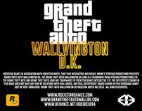 Poster de Fã: Grand Theft Auto: Wallvington D.K.