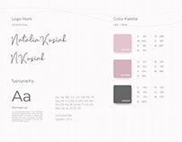 Minimalist Personal Branding - nkusiak.com