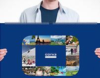 SOGAZ calendar 2013