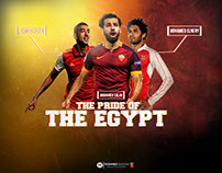 THE PRIDE OF THE EGYPT