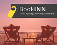 BookINN - Hotel Booking App
