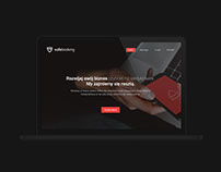 Safebooking - Branding / Visual Identity / Website