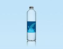 Splash - Water Bottle Packaging