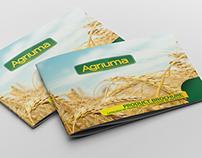 Agriuma Ürün Broşürü- Product Brochure ' 2014