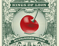 Kings of Leon - Toronto 2017 Poster