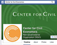 CCE Branding; Logo, Icon, and Facebook Cover Photo