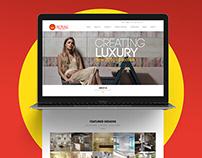Royal Ceramica (Website)