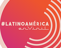 #LatinoAméricaEnVinil [SONY Music] (Logo redesign)