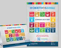 Afiche, tarjetas y calendario 2016 de los ODS