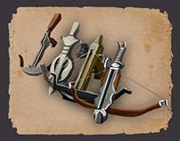 Archer weapon