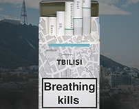 Creative Print about air pollution