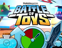 Battle of Toys UI
