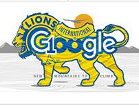 doogle Google Lions International 100