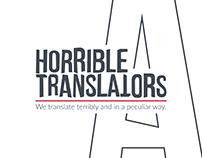 Horrible Translators