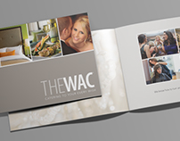 WAC - Catering Wedding Brochure