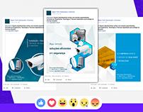 Social Media - Sigma Tech