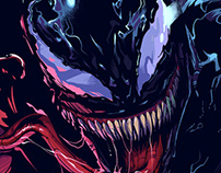 VENOM Movie Fan Art